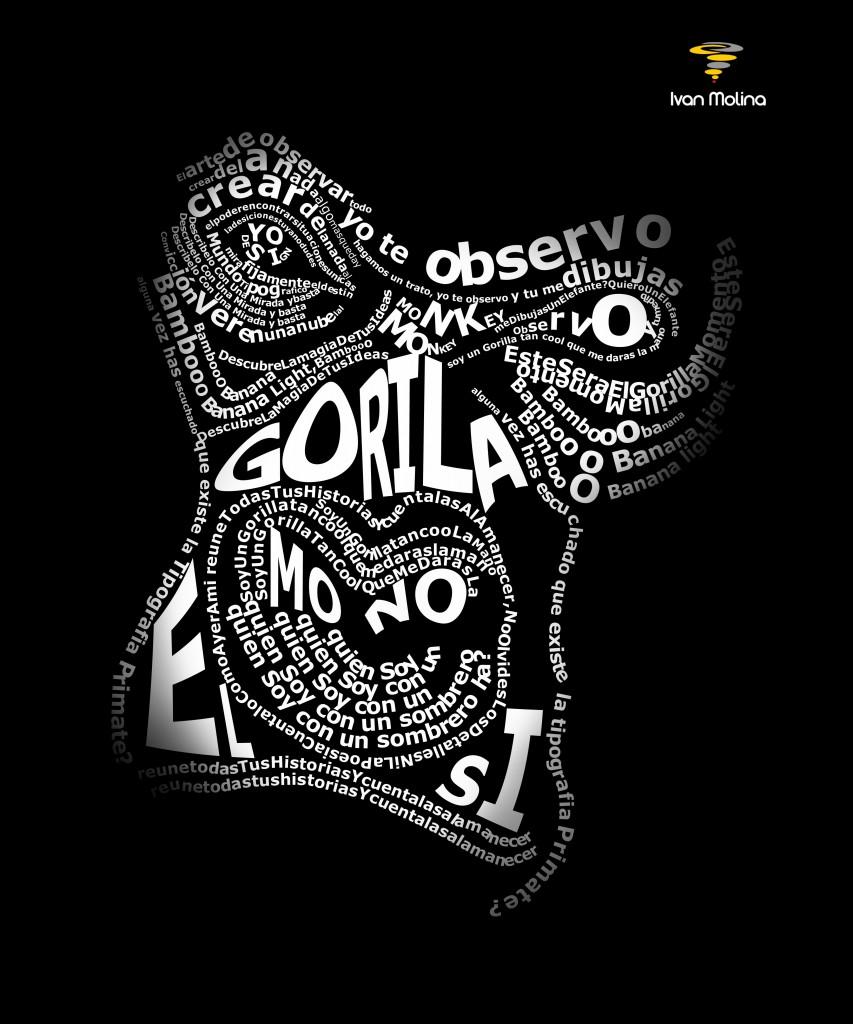 ivan-molina-Gorilla-design-typografie-typographie-grafik-tipografia